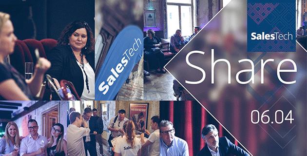 SalesTech Share 2019