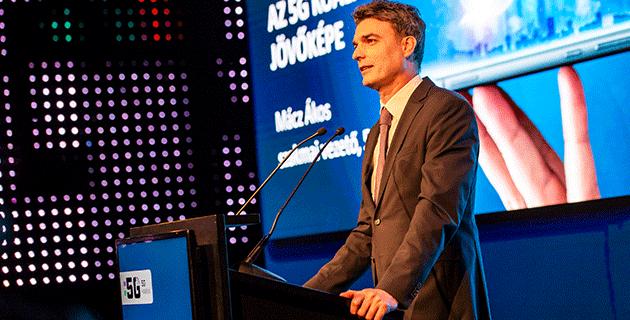 5G Koalíció plenáris ülés 2019 - Mácz Ákos