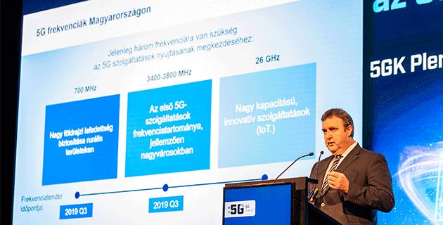 5G Koalíció plenáris ülés 2019 - Palkovics László