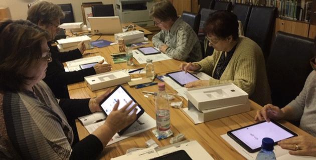 A digitalizáció a korral jár beszámoló 2019