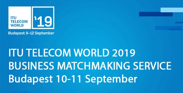 ITU Telecom World 2019 Nemzetközi partnerkereső találkozó