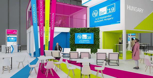 Robotika és AI az ITU Telecom World 2019 konferencián
