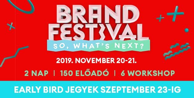 BrandFestival 2019