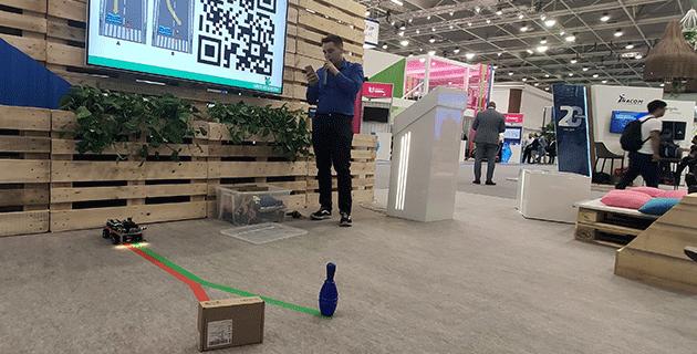 ITU Telecom World 2019 Robotika nap IVSZ - Béres Roland