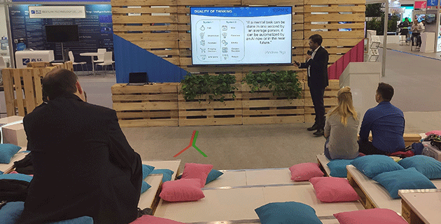 ITU Telecom World 2019 Robotika nap IVSZ - Horváth Ádám