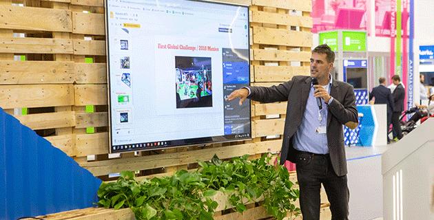 ITU Telecom World 2019 Robotika nap IVSZ - Koren Balázs