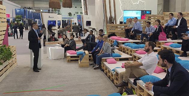 ITU Telecom World 2019 Robotika nap IVSZ - Weschitz Ottó