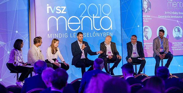 IVSZ MENTA 2019 generációs kerekasztal