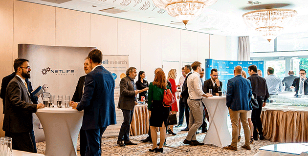 IVSZ MENTA 2019 networking