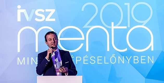 IVSZ MENTA 2019 Orbán Krisztián
