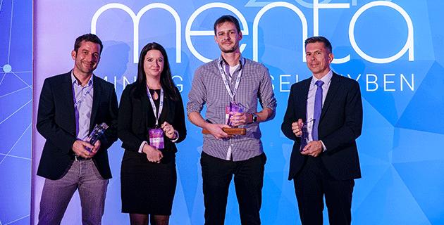 MENTA 2019 Gyurós Tibor-díjazottak