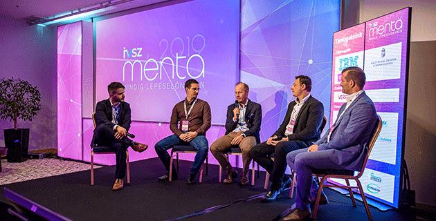 MENTA 2019 Startup panel