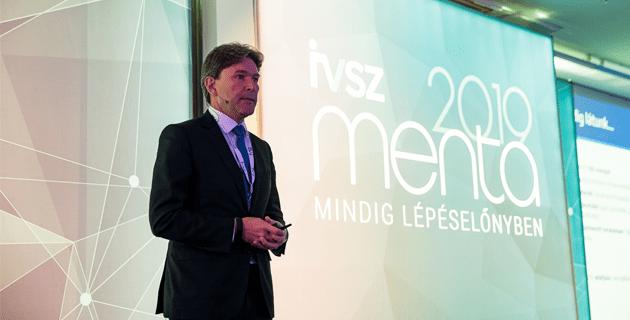 Jakab Roland, a Mesterséges Intelligencia Koalíció elnöke