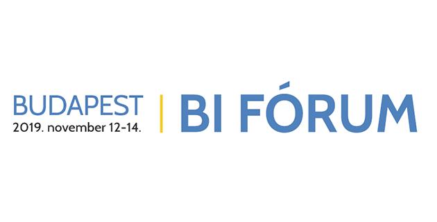 Budapest BI forum 2019