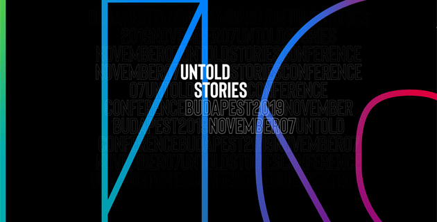 Untold Stories Budapes 2019