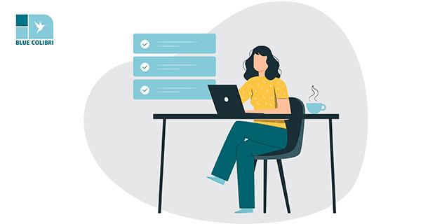 Blue Colibri Belső Kommunikációs Érettség Benchmark Felmérés 2019