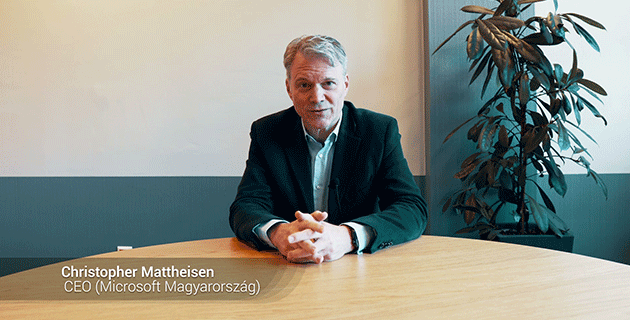 Christopher Mattheisen Datarena videóinterjú