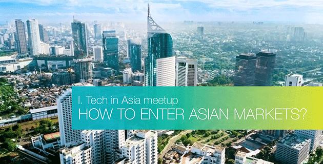 I.Tech in Asia meetup - magyarok ázsiai sikerei