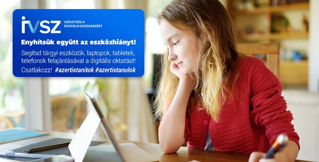 Összefogás a digitális oktatásért