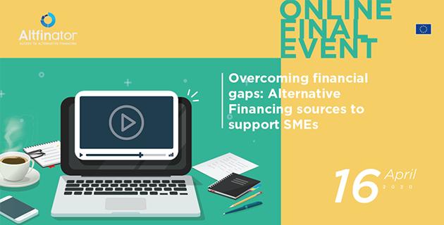 Alternatív pénzügyi források webinar