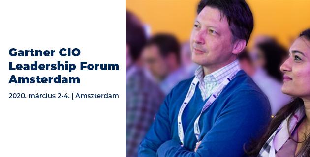 Gartner CIO Leadership Forum 2020