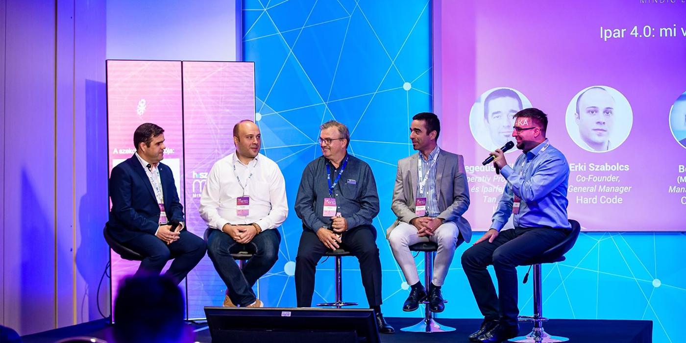 MENTA 2019: Ipar 4.0: mi van a hype-on túl?