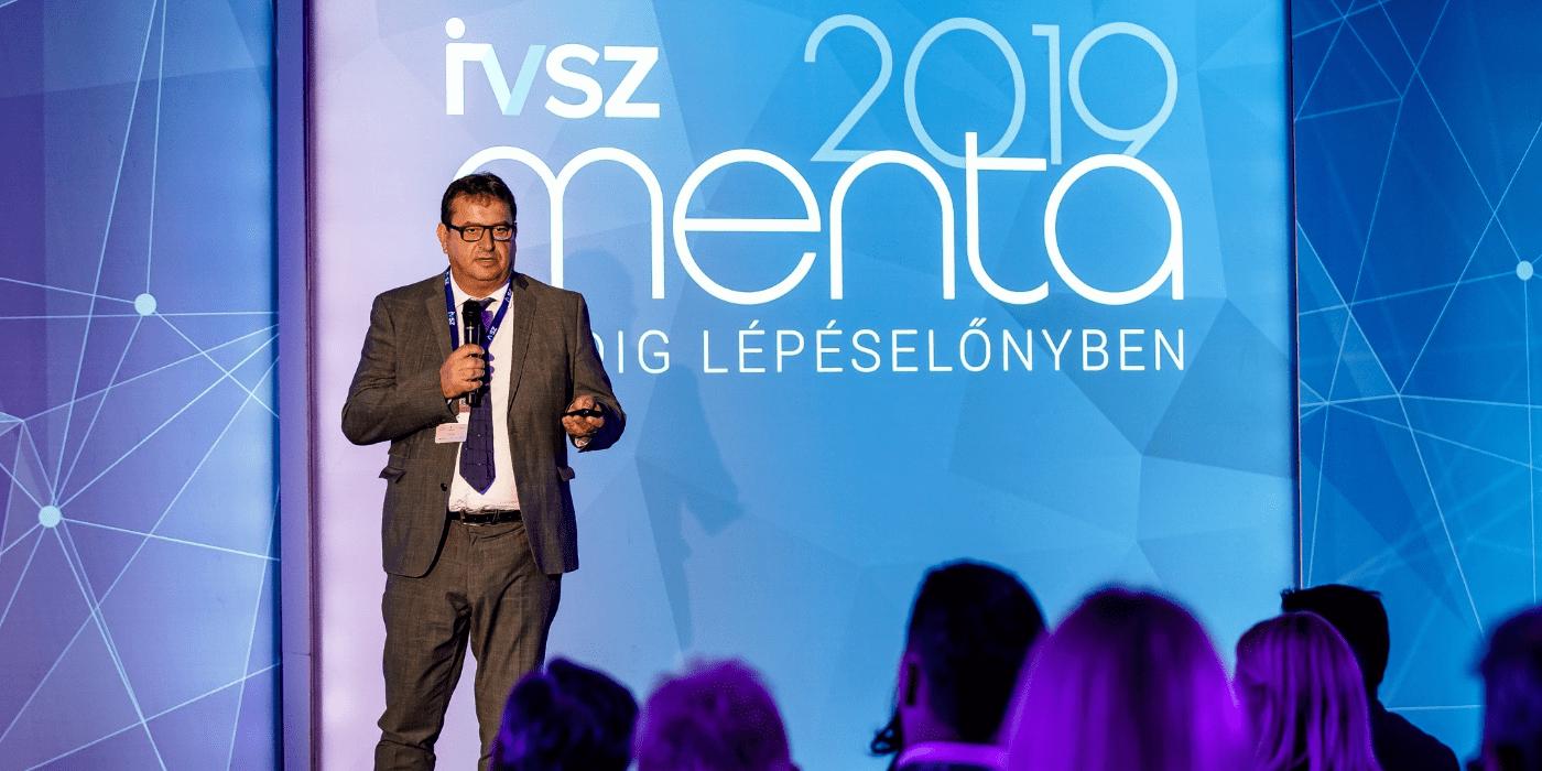 MENTA 2019: Laufer Tamás elnöki köszöntője