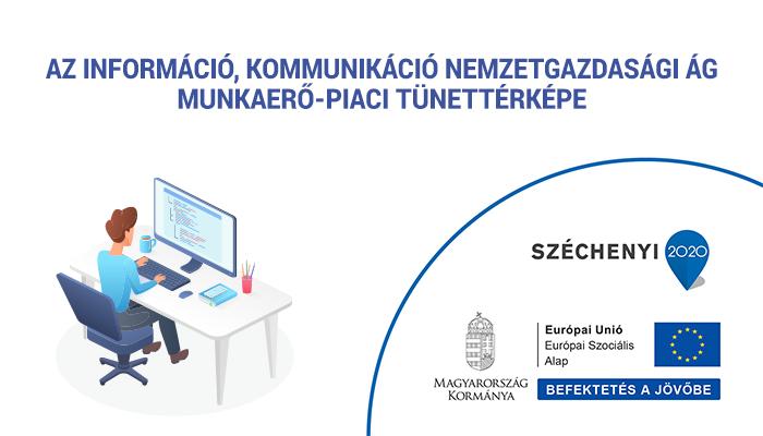 Az információ, kommunikáció nemzetgazdasági ág munkaerő-piaci tünettérképe
