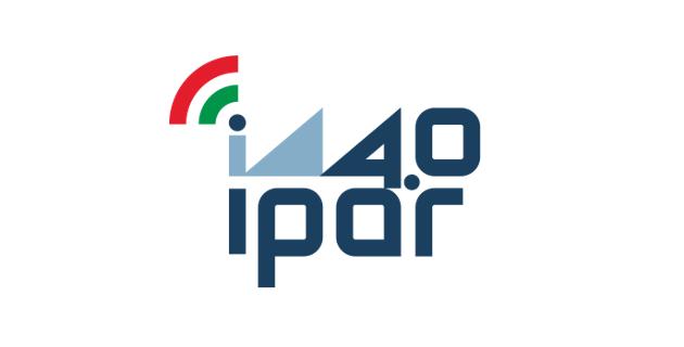 ipar 4.0 GINOP - 3.1.1.