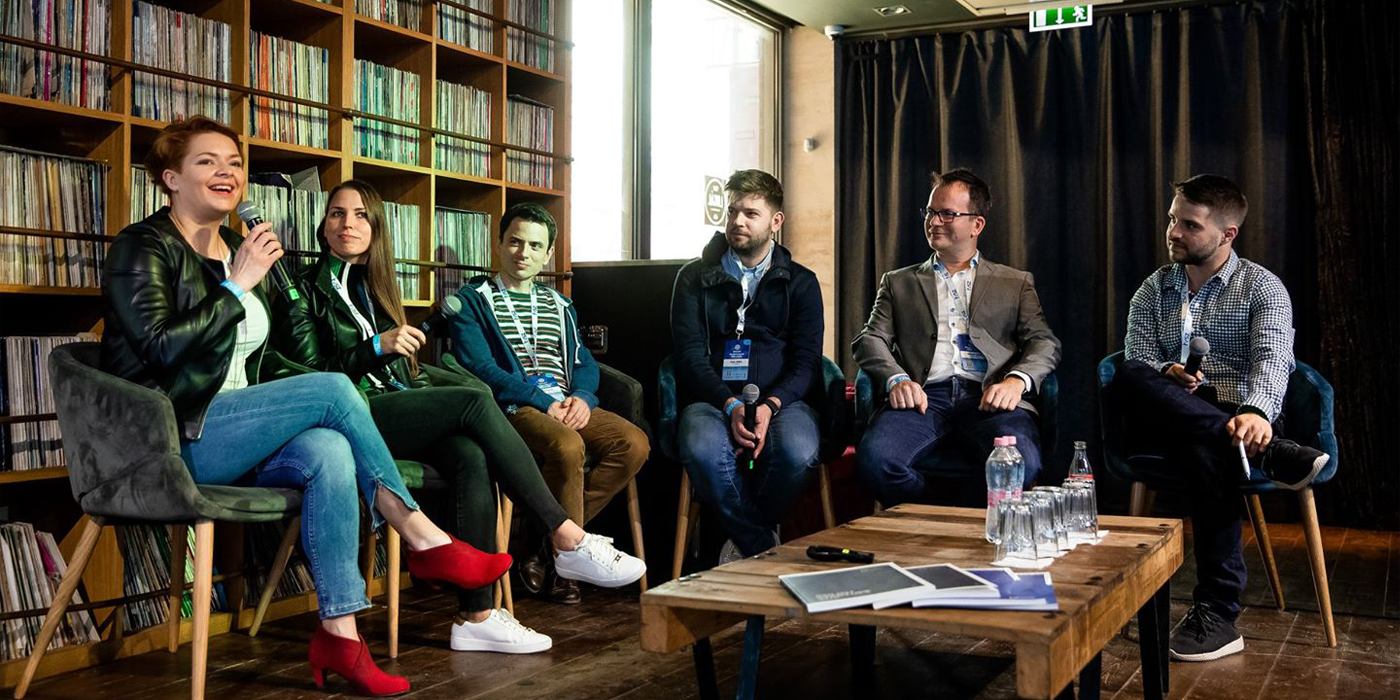 SMART 2019: Building startup communities