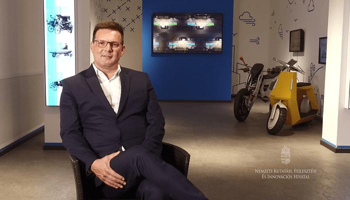 Talpára állt az innovációs rendszer – Birkner Zoltán digitális köszöntője a SMART-ról