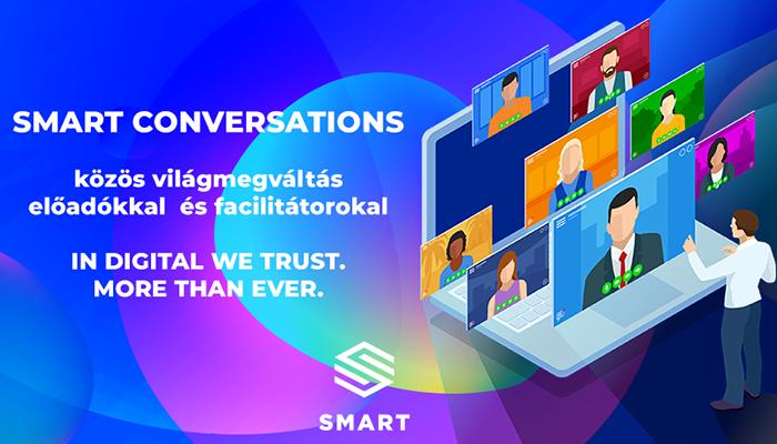 SMART 2020 beszámoló - SMART conversations