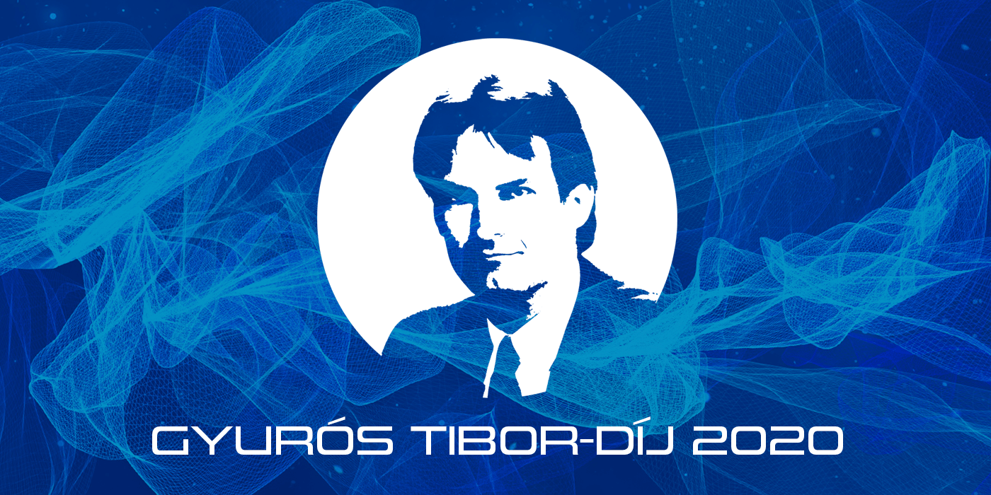 Gyurós Tibor-díj 2020