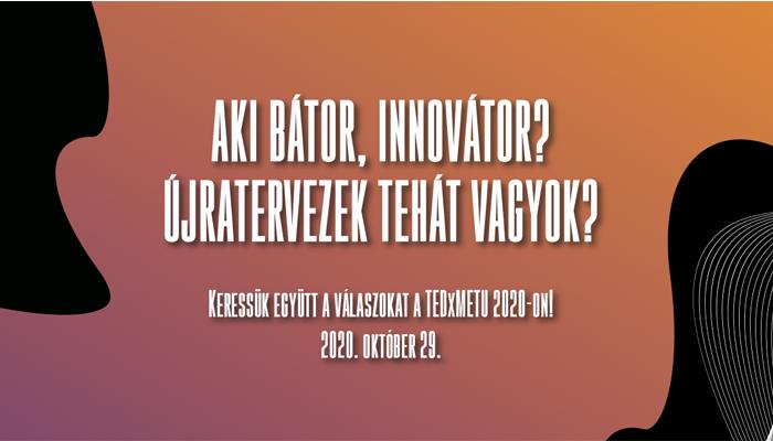 InnovációTEDxMETU 2020