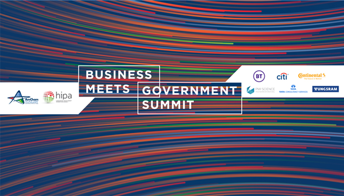 BusinessMeetsGovernmentSummit 2020