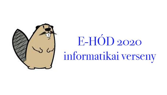 e-Hód 2020 informatikai verseny