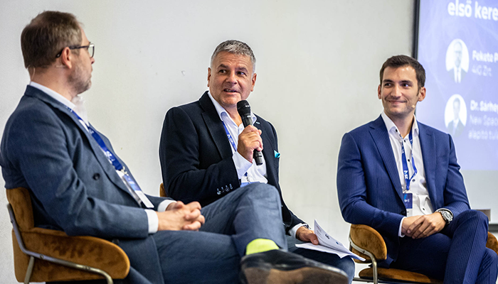 MENTA 2020 Fekete Péter, Sárhegyi István: Fejlődési pálya: mit ad nekünk az ország első kereskedelmi műholdja?