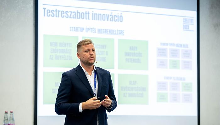 MENTA 2020 Kaprinay Zoltán: Innováció patikamérlegen