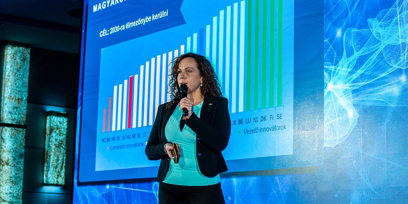 MENTA 2020 Sebők Katalin: Megújuló hazai innovációs rendszer – kihívások és válaszok