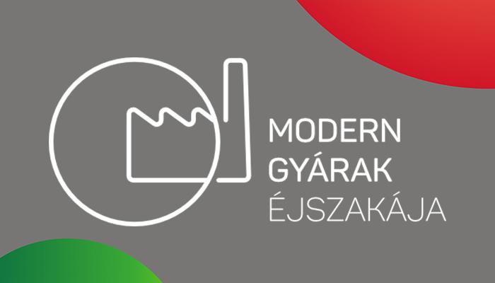 Modern Gyárak Éjszakája 2020