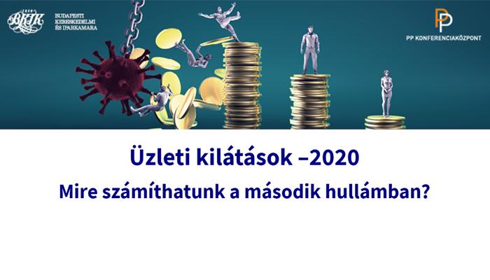 Üzleti kilátások – 2020
