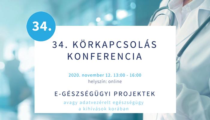 34. Körkapcsolás Konferencia