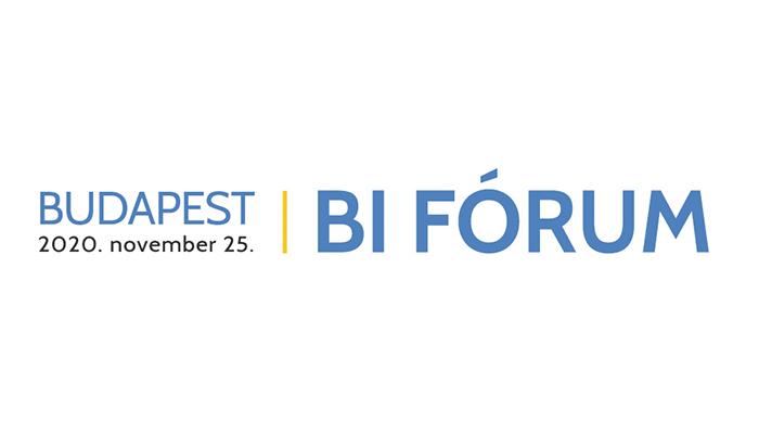 Budapest BI Fórum 2020