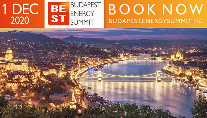 Budapest Energy Summit 2020