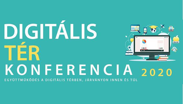 Digitális Tér Konferencia 2020