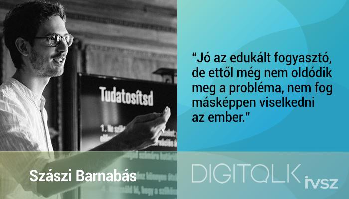 IVSZ DIGITALK Podcast: Dilemmában a digitalizáció? A Social Dilemma nyomába eredünk