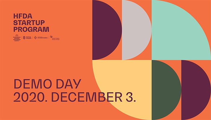 HFDA Startup Demo Day 2020