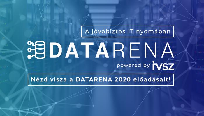 DATARENA 2020 – Előadások