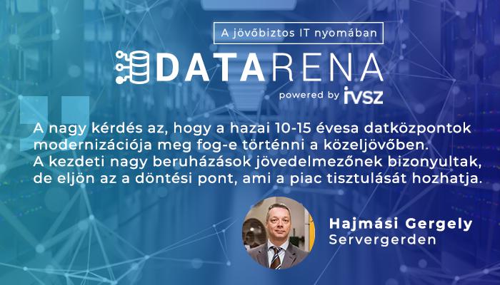 IVSZ DIGITALK Podcast: Az IT infrastruktúrák csendes forradalma alkalmazkodunk vagy leszakadunk, Hajmási Gergely