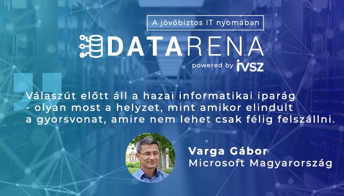 IVSZ DIGITALK Podcast: Az IT infrastruktúrák csendes forradalma alkalmazkodunk vagy leszakadunk, Varga Gábor